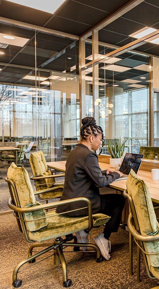 Espace de coworking et location de bureaux à Paris - Stade de France